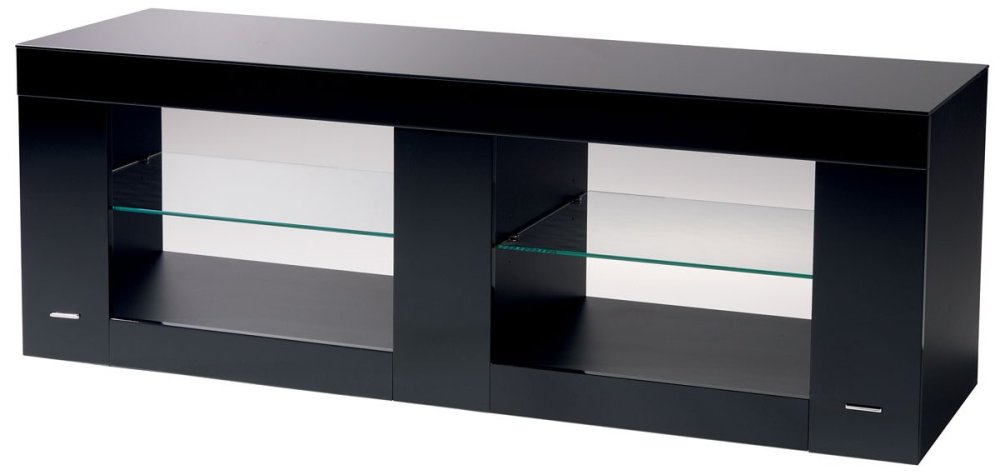 Black High Gloss Tv Stand