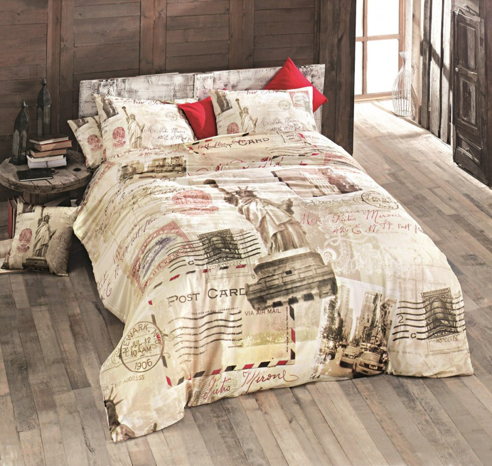 Cream Comforter Set Full