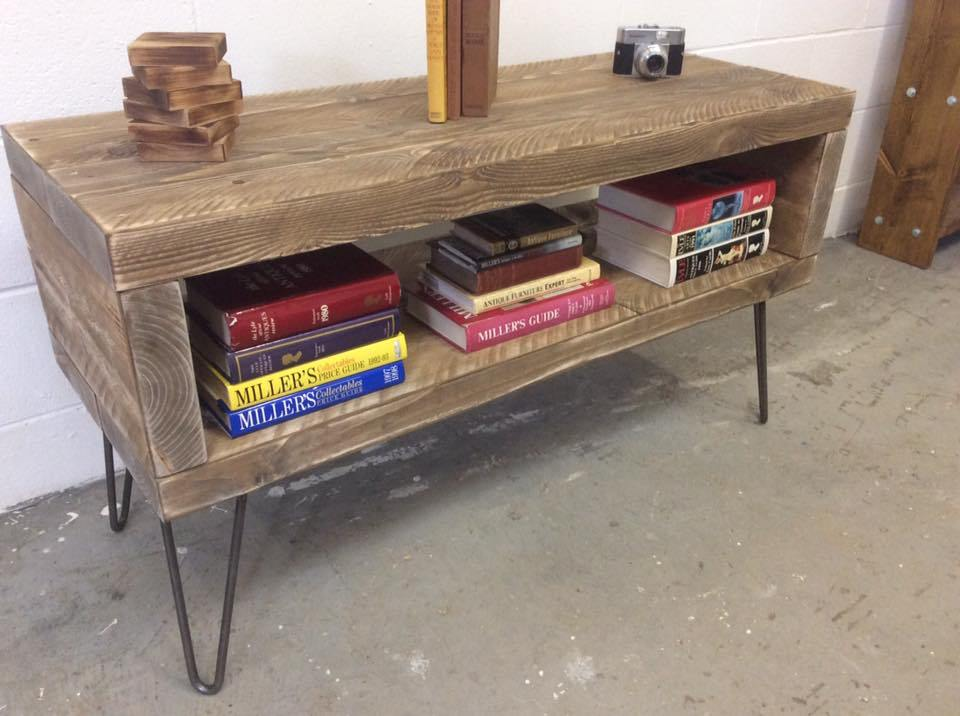 Diy Wood Tv Stand