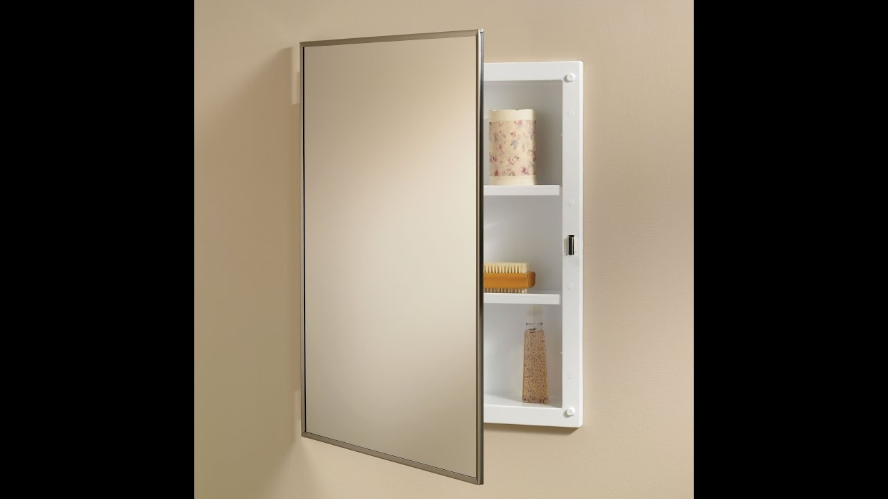 Mirror Cabinets For Bathrooms
