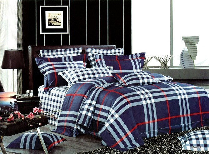 Red And Blue Comforter Sets